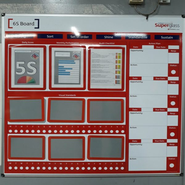 6S overlay board