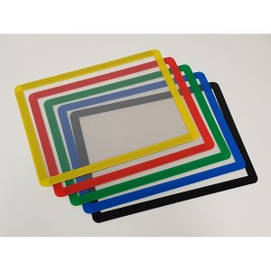 Magnetic Document Frame