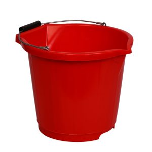 hd plastic bucket 14L