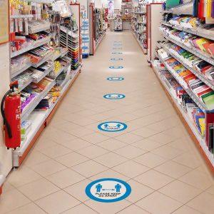 Floor marker (2)