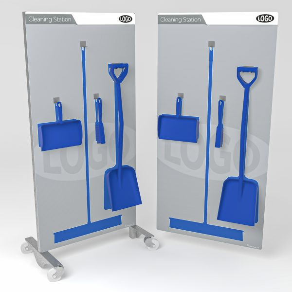 generic blue cleaning stations 850x1700 3D_Scene 1