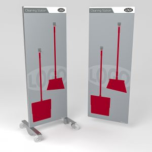 generic red cleaning stations 650x1700 3D_Scene 1