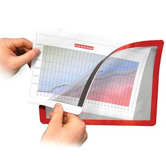 Clarity-Magnetic-Document-Holder