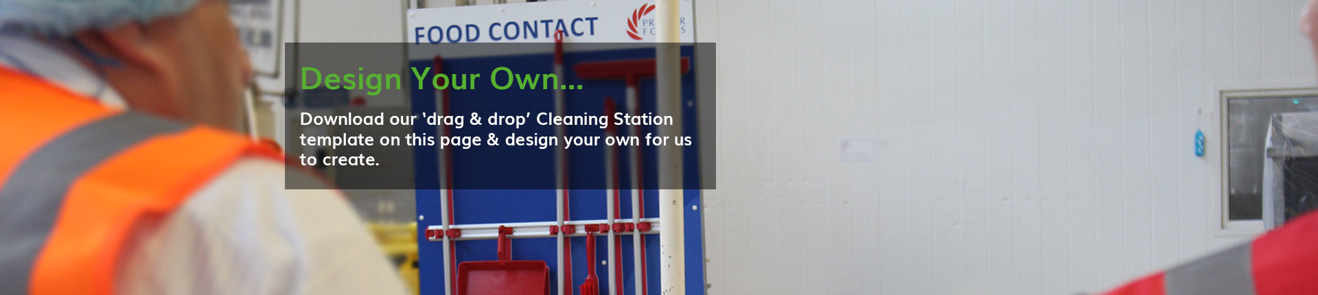 Cleaning Stations - Cleaning Station Template Banner
