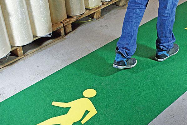 Anti Slip Walkways
