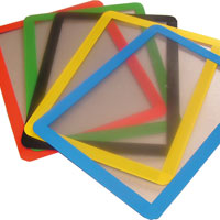 Magnetic Document Frames