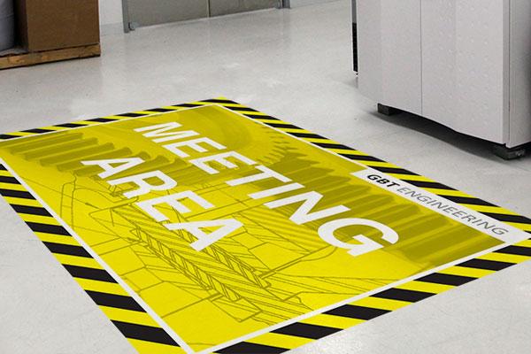 Meeting Area Graphics
