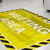 Bespoke Floor Graphics