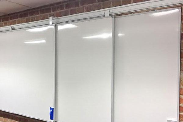 Whiteboard Rail System