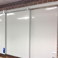 Whiteboard Rail System