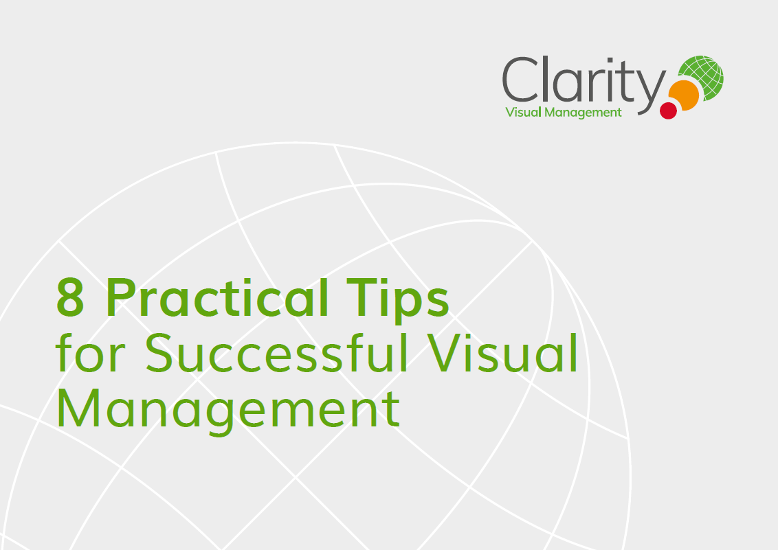 8 Practical Tips for Successful Visual Management Brochure