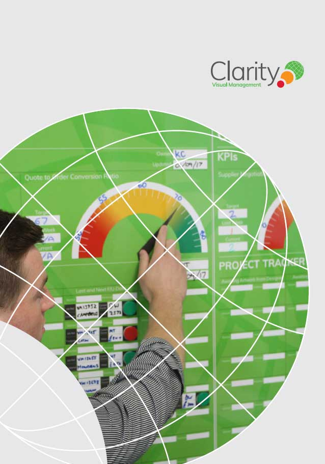 Introduction To Clarity Visual Management Brochure