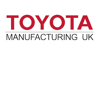 Toyota Manufacturing UK Case Study Logo - Clarity Visual Management