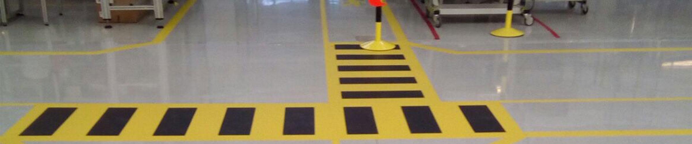 Clarity Floor Marking