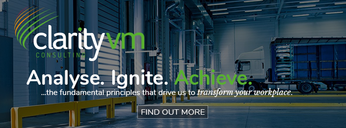 ClarityVM Consulting - Analyse. Ignite. Achieve