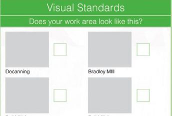 5S Visual Standards - Clarity Visual Management