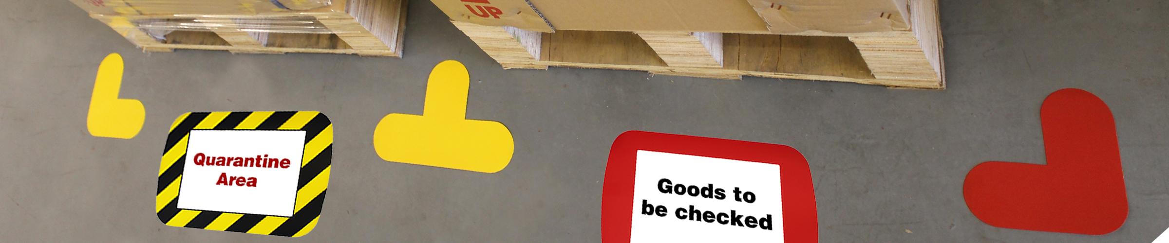 5s floor markings - clarityvisualmanagement.com