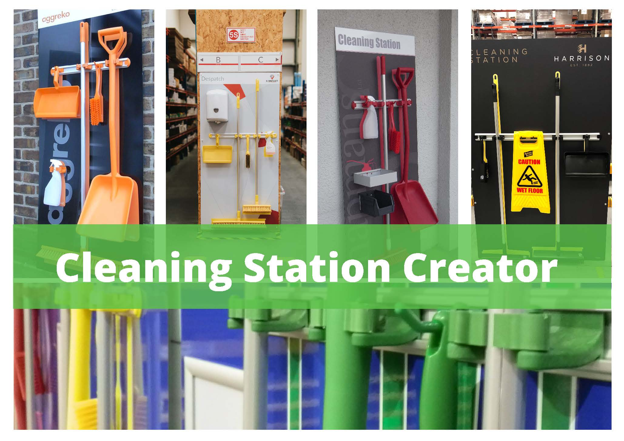 Cleaning Station Creator