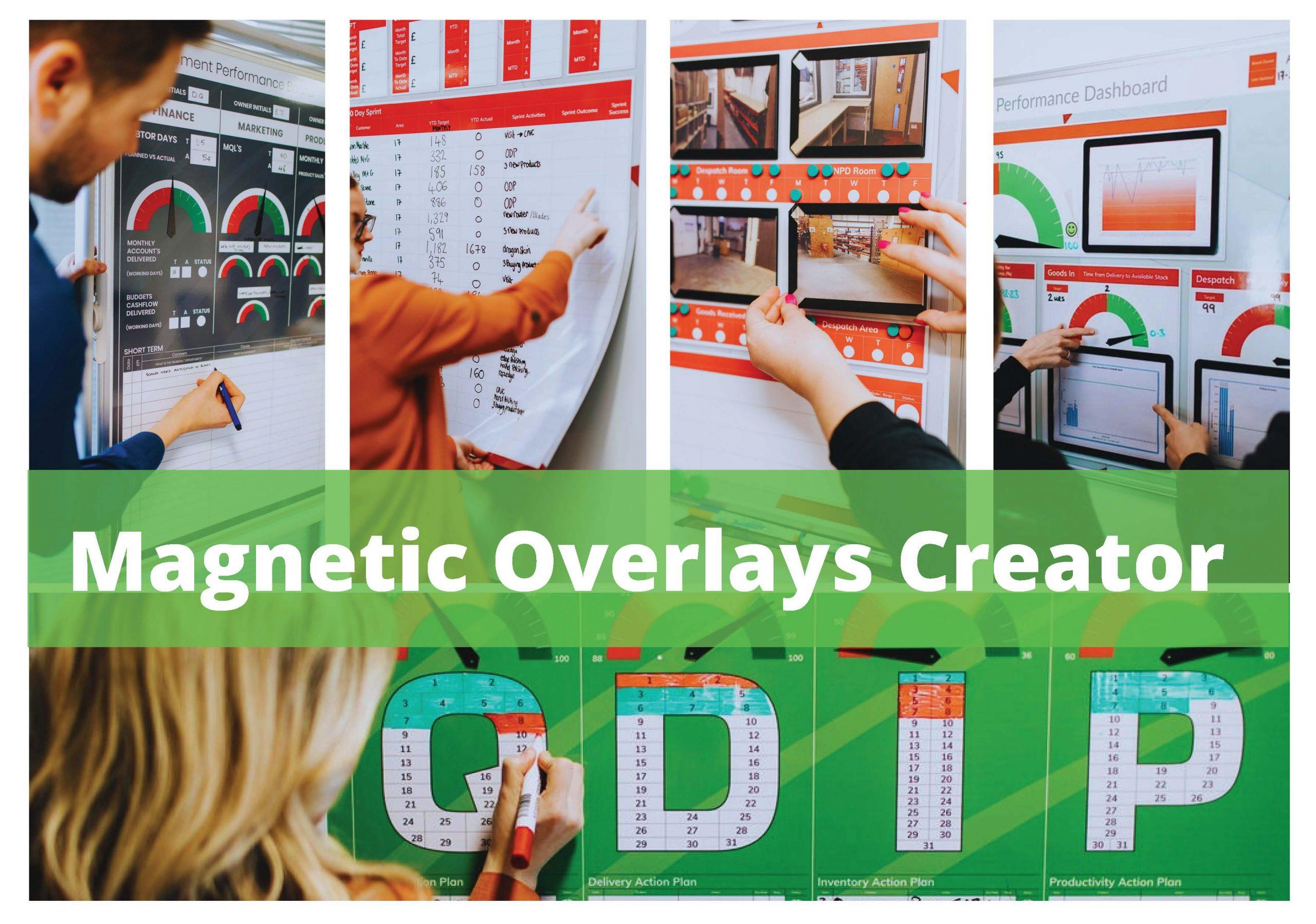 Magnetic Overlay Creator