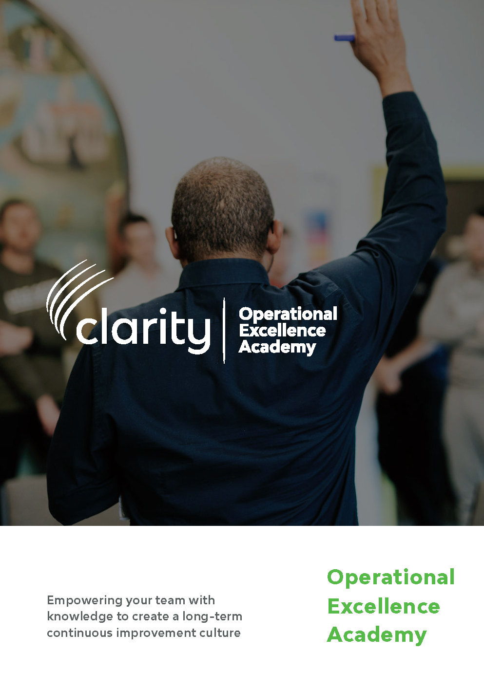 Operational Excellence Academy Brochure